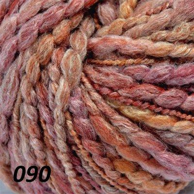 Eta Beta Yarn from Plymouth Yarns - Pinks 090