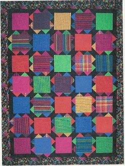 Crossroads Quilt Pattern by Far Flung Quilts