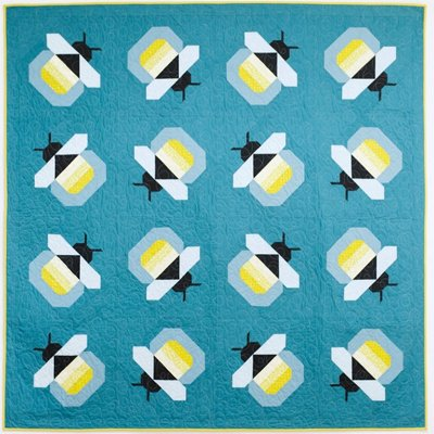 Firefly Quilt Pattern by Pen & Paper Patterns