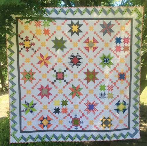 Fly Me To The Moon by Thimblecreek Quilts