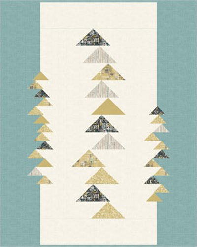 Follow Me North Quilt Pattern with 3 Variations by Jean Boyd Patterns