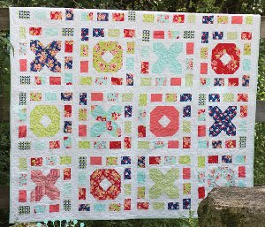 Always Quilt Pattern in 3 Sizes by Freckled Whimsy