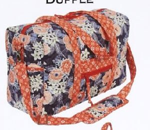 Get Out of Town Duffel Bag 2.0 Pattern by Byannie