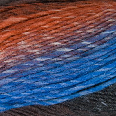 Gina Chunky Yarn by Plymouth Yarns Color Slate #108