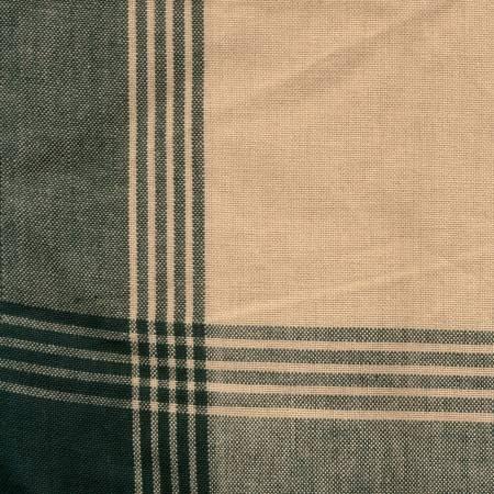 Tea Towel McLeod No Stripe Green/Teadye