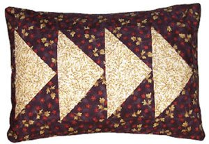 Timeless Pillow Pattern by Happy Apple Quilts