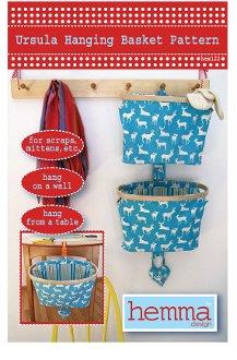 Ursula Hanging Basket Pattern by Hemma Designs