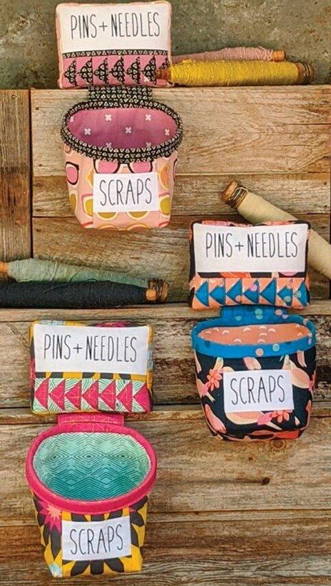 Hokey Pokey Bag Pattern by Abbey Lane Quilts