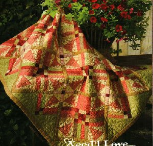 Home To Roost Quilt Book by Needl Love