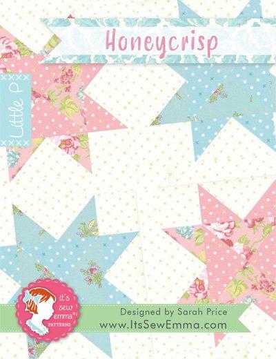 Honeycrisp Quilt Pattern by It's Sew Emma