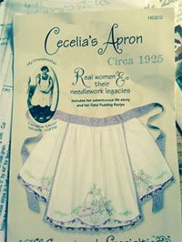 Cecelia's Apron Pattern by Homestead Specialties