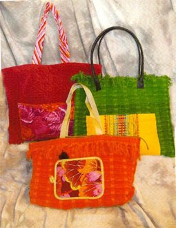 Rugged Tote Bag Pattern by Homestead Specialties