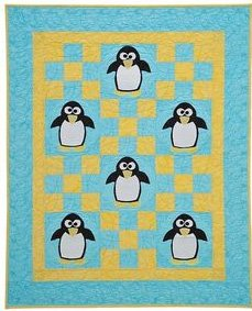 Ice Cube Penguin by Legacy Designs