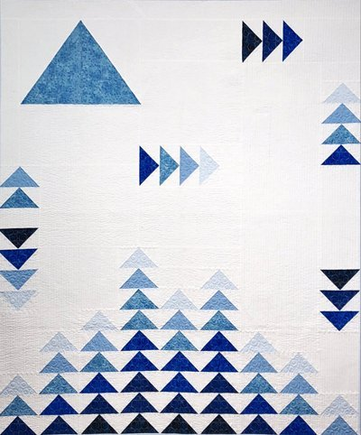 Jammin Geese Quilt Pattern by Cactus Queen Quilts