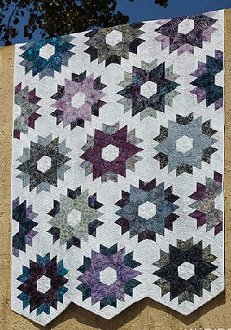 Daybreak Quilt Pattern in 4 Sizes by JayBird Quilts