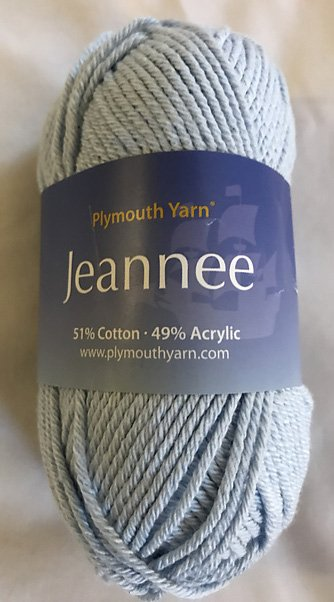 Jeannee Worsted Yarn by Plymouth Yarns