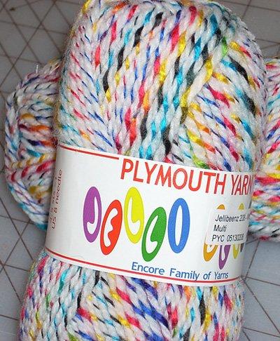 Jelli Beenz Yarn by Plymouth Yarns