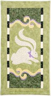 Bunny Ears Banner Pattern by Jeri Kelly