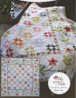Star Dance Quilt Pattern by Jillily Studio
