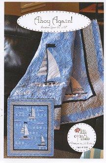 Ahoy Again Quilt Pattern by Jillily Studio