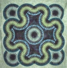 Celtic Sunrise Quilt Pattern by Judy Neimeyer at Quiltworx