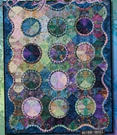 Confetti Quilt Pattern by Judy Neimeyer at Quiltworx