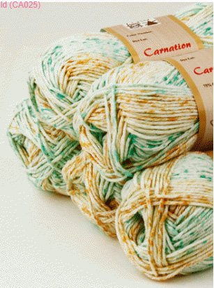 Jojoland Carnation Yarn at North Woods Knit and Purl in West Branch MI