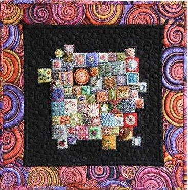 Joyful Garden Quilt Epattern by Charisma Horton