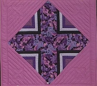 Crossroads Quilt Technique 1606 DVD by Kaye Wood
