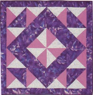 Illusions Quilt Technique DVD 1813 by Kaye Wood