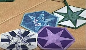 Potholders and Kitchen Quilts Technique DVD 2101 at Kaye Wood
