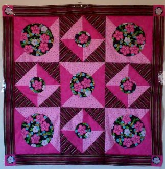 Rhapsody Quilt Technique DVD by Kaye Wood