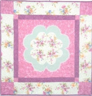 Springtime Hearts Quilt EPattern by Kaye Wood