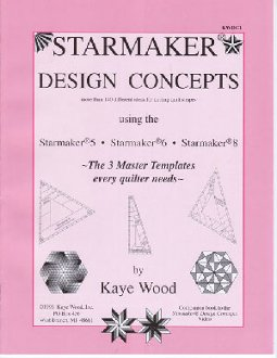 Starmaker Design Concepts E-book by Kaye Wood