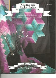 Strip Quilting Projects Book 10 E-book by Kaye Wood