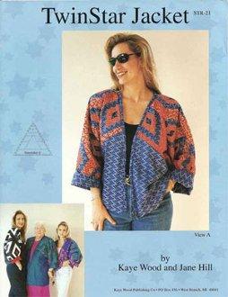 TwinStar Jacket Pattern by Kaye Wood