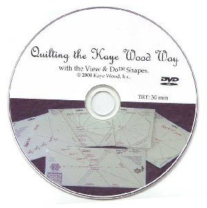 View & Do Technique DVD by Kaye Wood