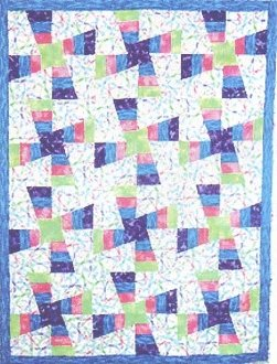 Windmill Quilt EPattern by Kaye Wood