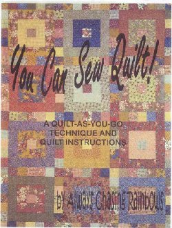 You Can Sew Quilt Technique DVD 2205 at Kaye Wood
