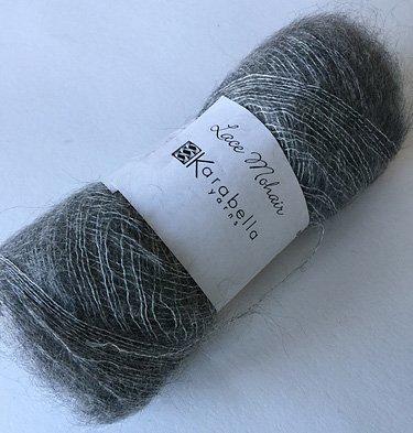 Lace Mohair Yarn by Karabella