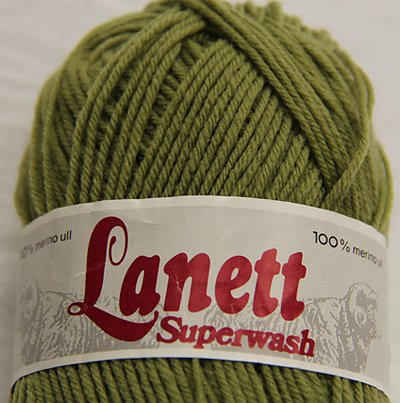 Lanett Superwash Yarn by Sandness Garn