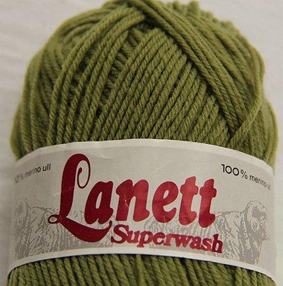 Lanett Superwash Yarn by Sandness Garn