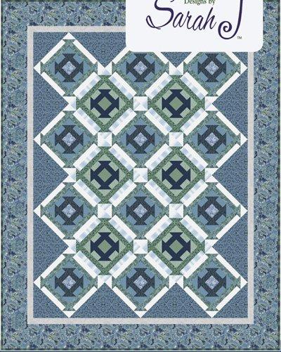 Lazy Dusky Days Quilt Pattern