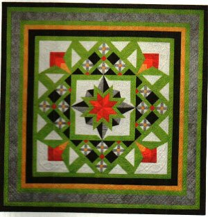 Agincourt Quilt Pattern by Lockwood Enterprises