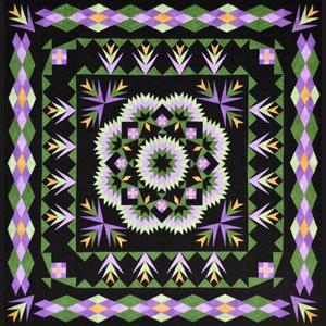 Dreamscape Quilt Pattern by Lockwood Enterprises