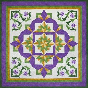 Verona Quilt Pattern by Lockwood Enterprises