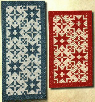 Anna's Runner Pattern by Legacy Patterns