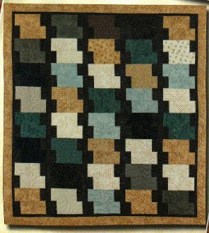 Snow Cakes Quilt Pattern by Legacy Patterns