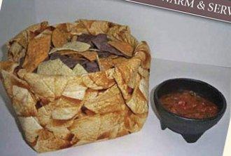 Tortilla Chip Warm /& Serve     by Legacy Patterns