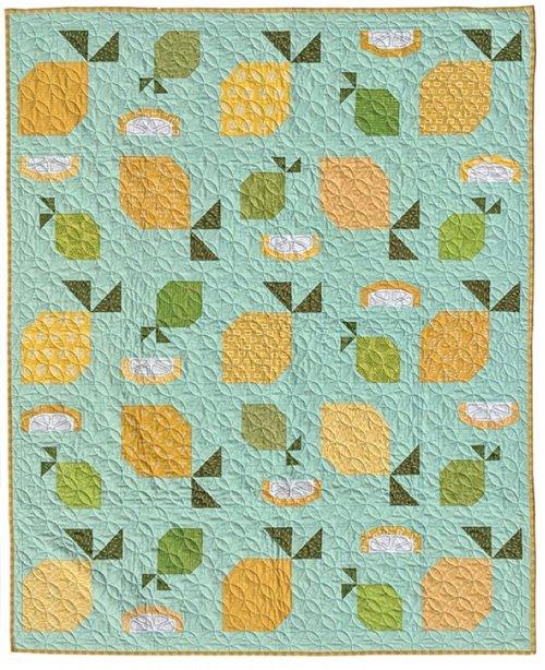 Lemon Street Quilt Pattern